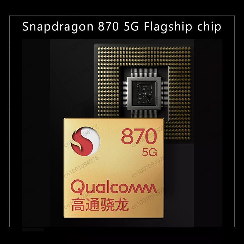 Фото3 - Смартфон OnePlus 9R, телефон с глобальной прошивкой, экран 9 R, процессор Snapdragon 870, 8 ГБ, 128 ГБ, экран AMOLED 6,55 дюйма 120 Гц, 65 Вт, Официальный магазин OnePlus ...