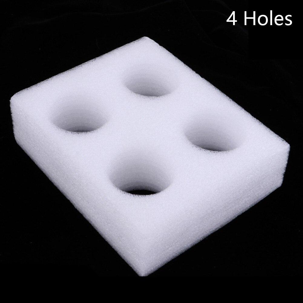 Подставка для чашки с 4/6 отверстиями, EPE, держатель для чашки для воды, поднос для кофейной чашки, чашки для чая, пива, может поддерживать кухо...