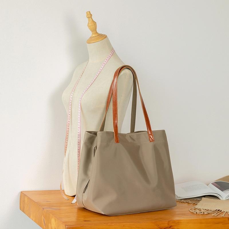 2021 حقيبة حمل هان الطبعة الجديدة حقيبة نايلون ذات سعة كبيرة