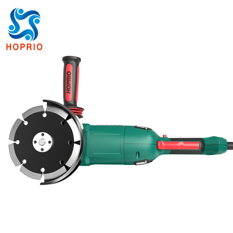 New AC Brushless Angle Grinder  150mm 6 Inch for Grinder Cutting and Polish enlarge