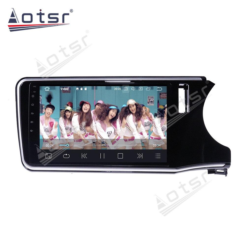 Reproductor Multimedia para Honda City Grace, para pantalla de navegación GPS con Android 10,0, 4GB, 64GB, estéreo para coche PX6