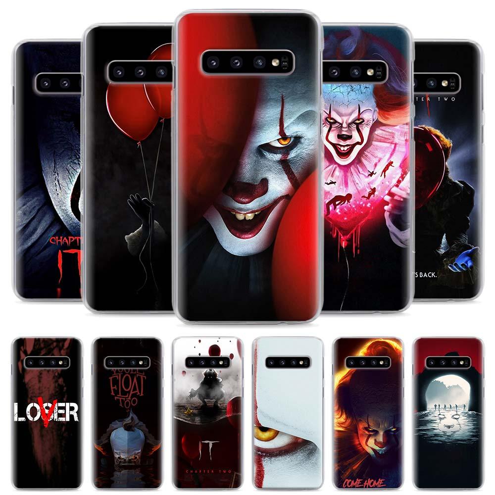 Funda de teléfono para Samsung Galaxy S10 S10e S8 S9 Plus Note 10 Plus 9 8 S7 S6 Edge Hard Cover