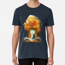 Courage cher coeur t-shirt Narnia livres libraires lecture roman bookver films