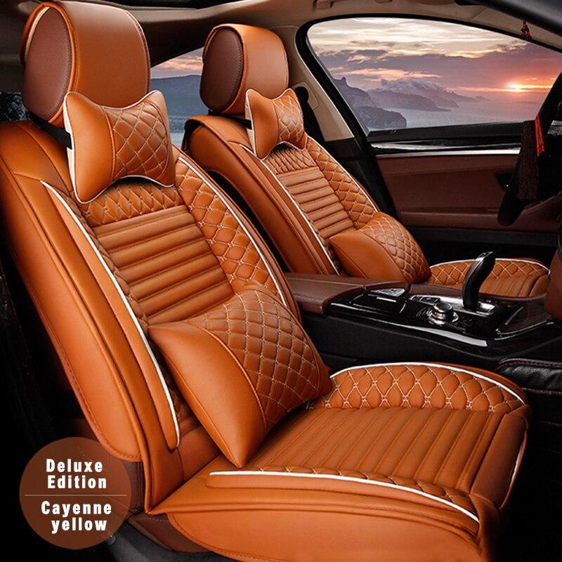 Cubierta de asiento de coche para Chrysler 300c ciudad país Sebring 300...
