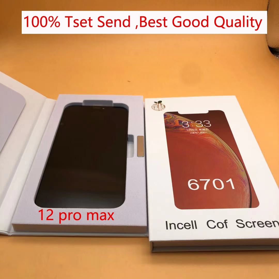 GX OLED A+ Grade LCD For iphone X XS MAX XR With 3D Touch Digitizer for iphone 12pro 12 pro max 11 Pro Max LCD Screen Display enlarge