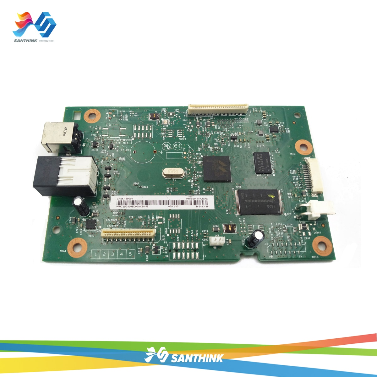 CF547-60001 PCA المنسق اللوحة الرئيسية الأم المنطق المجلس الرئيسي ل HP M176 HP176N M176N