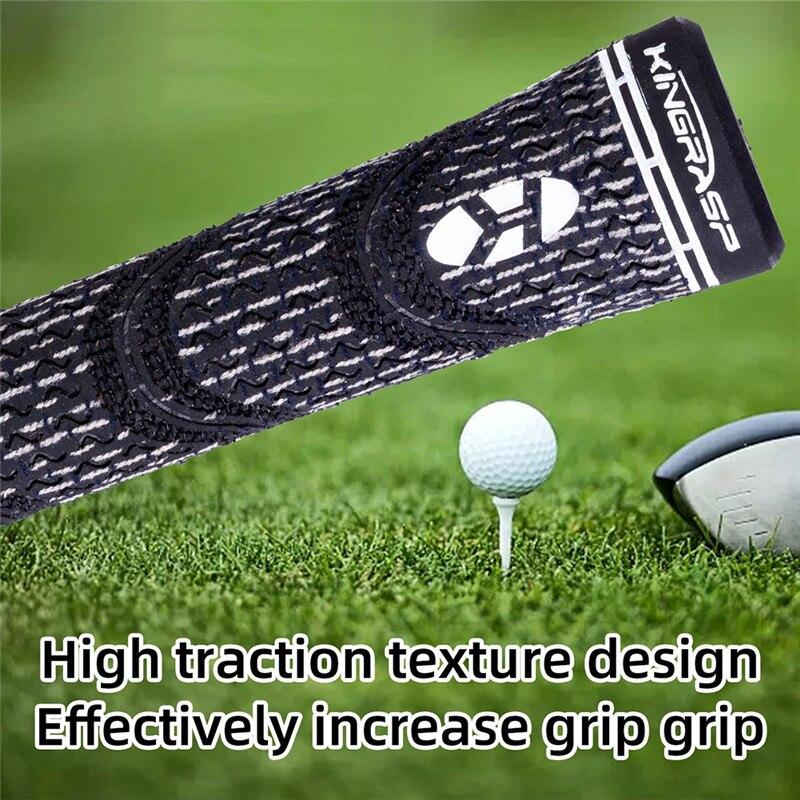 anti-skid Shock-absorbing Golf Grip  Rubber Golf Driver Grips//  Wear-resisting Golf Grips Grip Putter Grips 2020