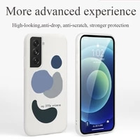 colorful planet phone case for samsung galaxy s21 s20 fe s10 note 20 10 ultra plus a72 a52 a42 a32 a12 a02s 4g 5g cover
