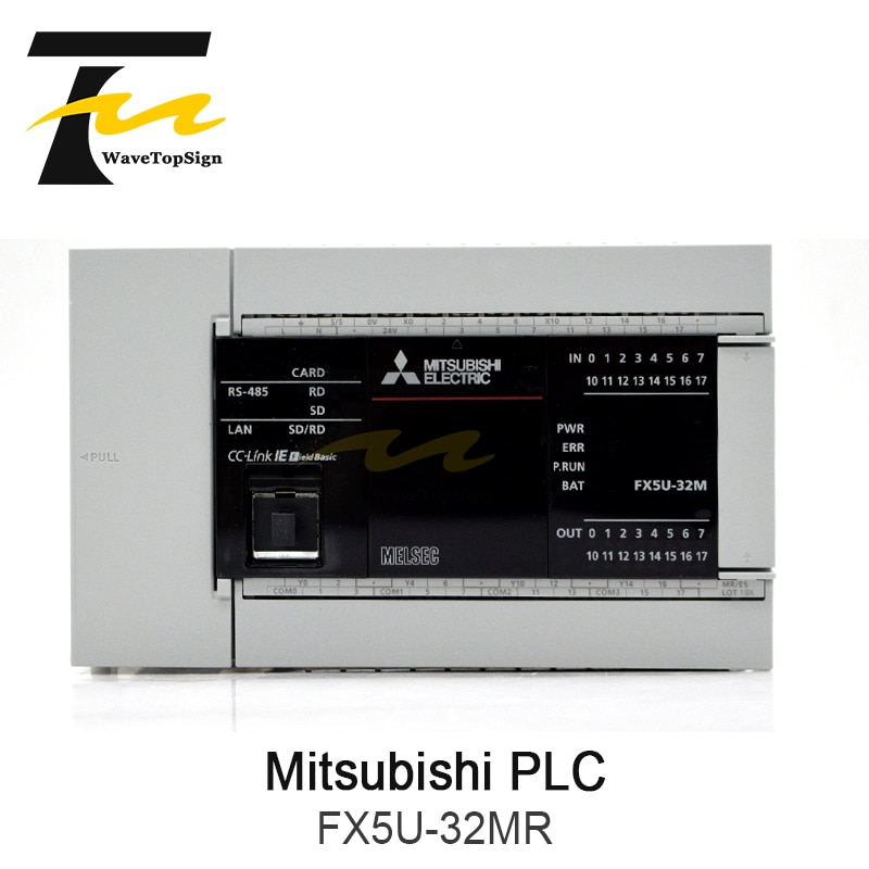 ميتسوبيشي PLC تحكم FX5U-32MR ES 64MR ES 80MR 32MT ES 64MT 80MT ES