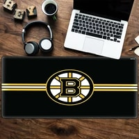 mouse pad gaming large of gamers keyboard pad locking edge rubber mouse pad office laptop desk mat bruins