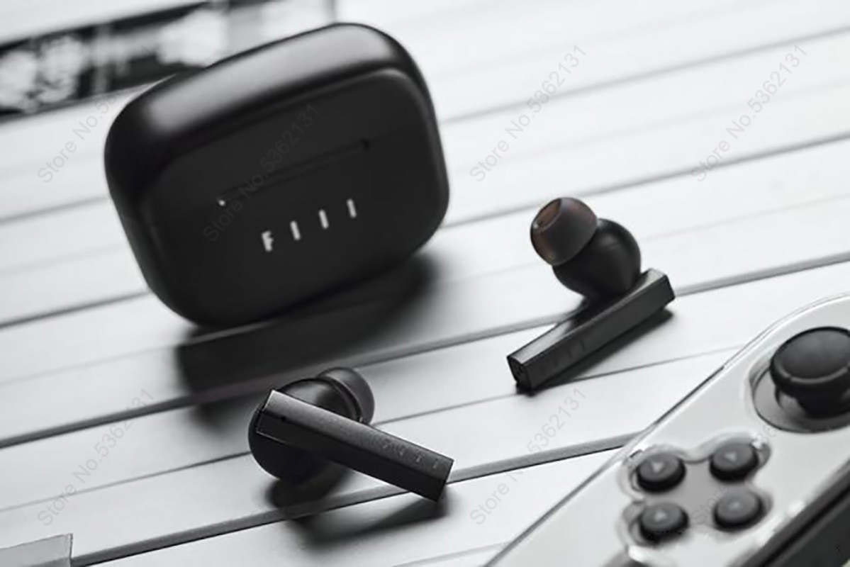 Newest FIIL CC Pro TWS Bluetooth 5.2 Earbuds Dual Noise Reduction Headset True Wireless Earphone Fast Charging Long Battery Life enlarge