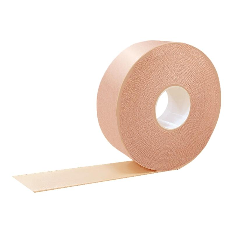 5M x 2,5 CM pegatina de pie resistente al desgaste tacones altos almohadillas de algodón de espuma antifricción resistente al agua cinta de la plantilla resistente al desgaste