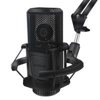 2020 New BM1000 Studio Computer Microphone Karaoke Microfono Microfone Condensador for Recording Streaming Gaming Youtuber