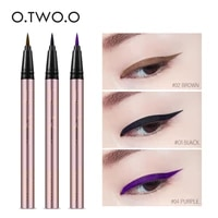 hot selling o tw o o quick dry waterproof a molding not smudge eyeliner foreign makeup goods cosmetic gift for women