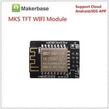 MKS TFT wifi module de télécommande 3D impression contrôleur sans fil wifi app moniteur ESP8266 puce pour MKS TFT écran tactile