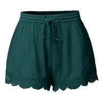 womens shorts summer short femme sexy lace plus size rope tie shorts sport leggings trousers summer shorts feminino spodenki