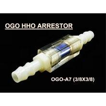 OGO Профессиональный HHO аварийный затвор 3/8X3/8