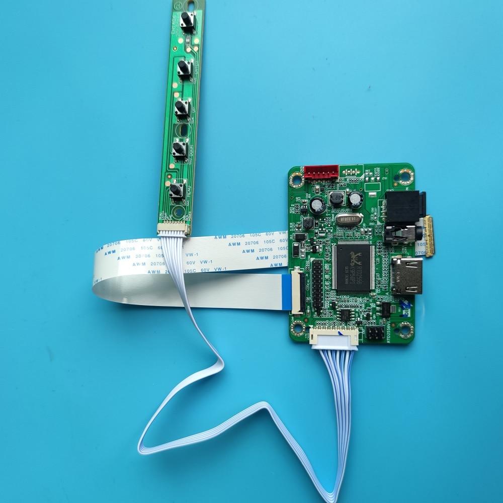 عدة ل NT140WHM لوحة سائق LED LCD 1366x768 رصد HDMI-متوافق كابل 14