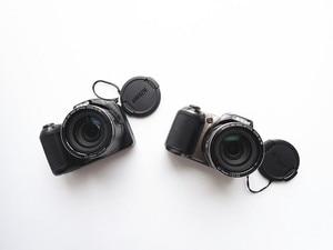 Бывшая в употреблении цифровая камера Nikon COOLPIX L810 16,1 МП с 26x зумом NIKKOR ED стеклянный объектив и 3-дюймовый ЖК-дисплей