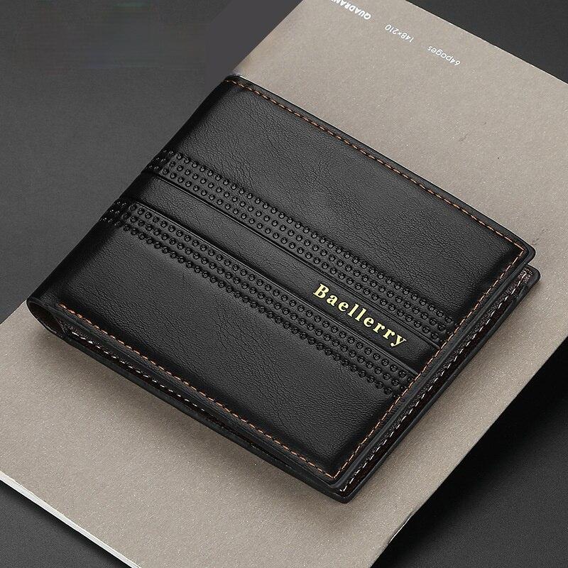 Portafoglio-billeteras para Hombre, Carteras masculinas, Monederos, tarjetero
