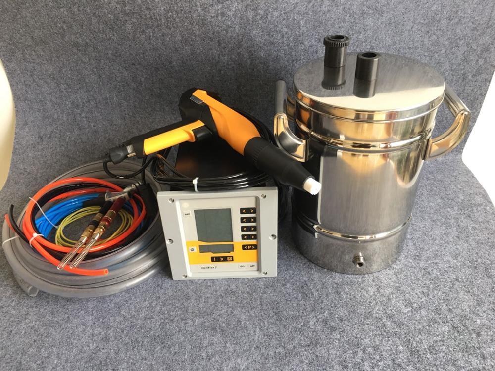 2020 новая Электростатическая портативная машина для нанесения порошкового покрытия