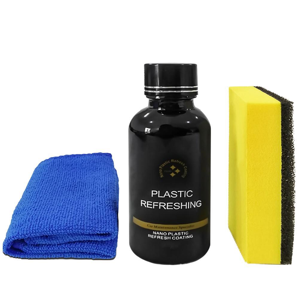 SALE 30ml Car Plastic Parts Retreading Agent Instrument Panel Agent Automotive Interior Plastic Part