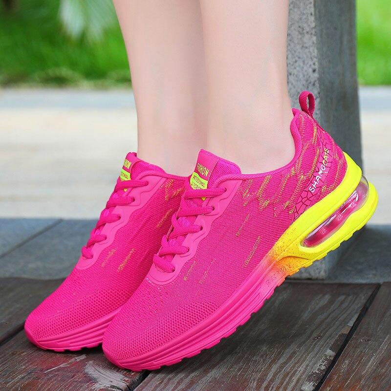 Zapatillas deportivas Para Mujer de moda... transpirables... sin mangas... nuevas zapatillas de...