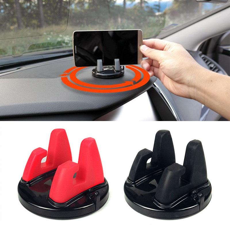 Universal 360 grados sostenedor del teléfono del coche para peugeot 207 peugeot 107 polo renault captur opel toyota aygo opel astra h bmw f30 e36