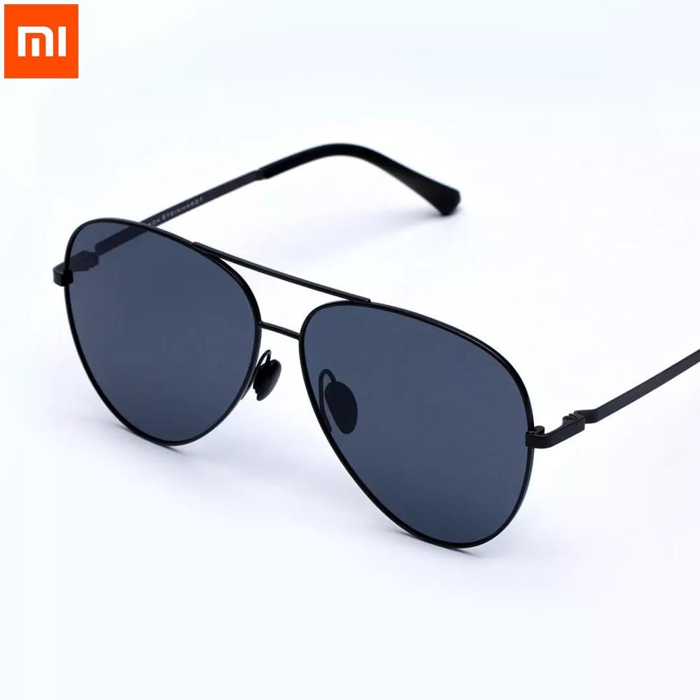 Xiaomi-lentes de sol Mijia, marca Turok Stein TS, productos de cadena ecológica Xiaomi, gafas de sol de nailon polarizadas de acero inoxidable con protección UV400