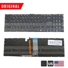 US Colorful Backlit / Non-backlight Keyboard for MSI GE72 GE62 WS60 GS60 GS70 GT72 GP62 GP72 GT73VR GS72 GL62VR V143422FK1 US