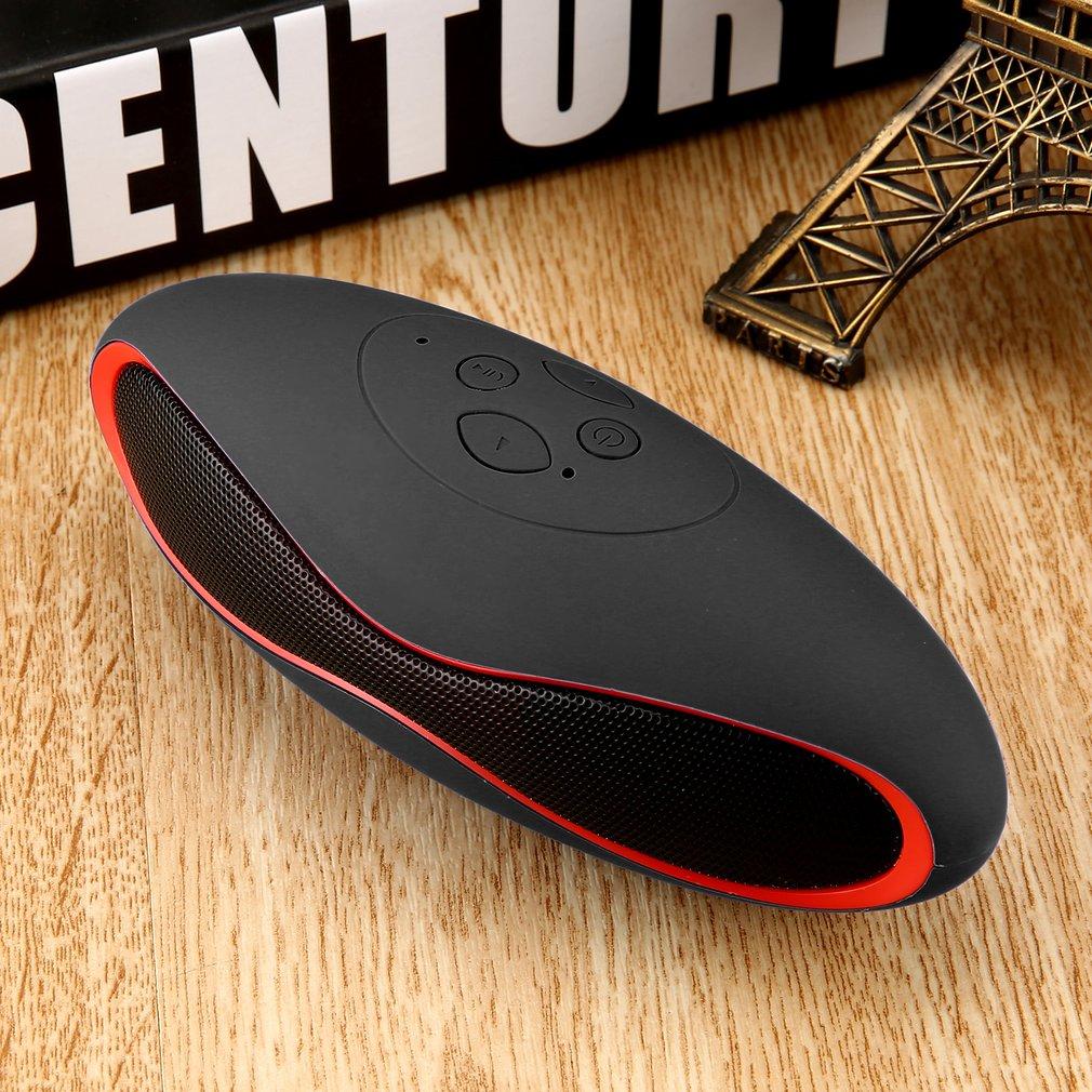 Wireless Loudspeaker Portable Stereo Sound Box For Smartphone Tablet Super Bass Speaker Durable Music Amplifier