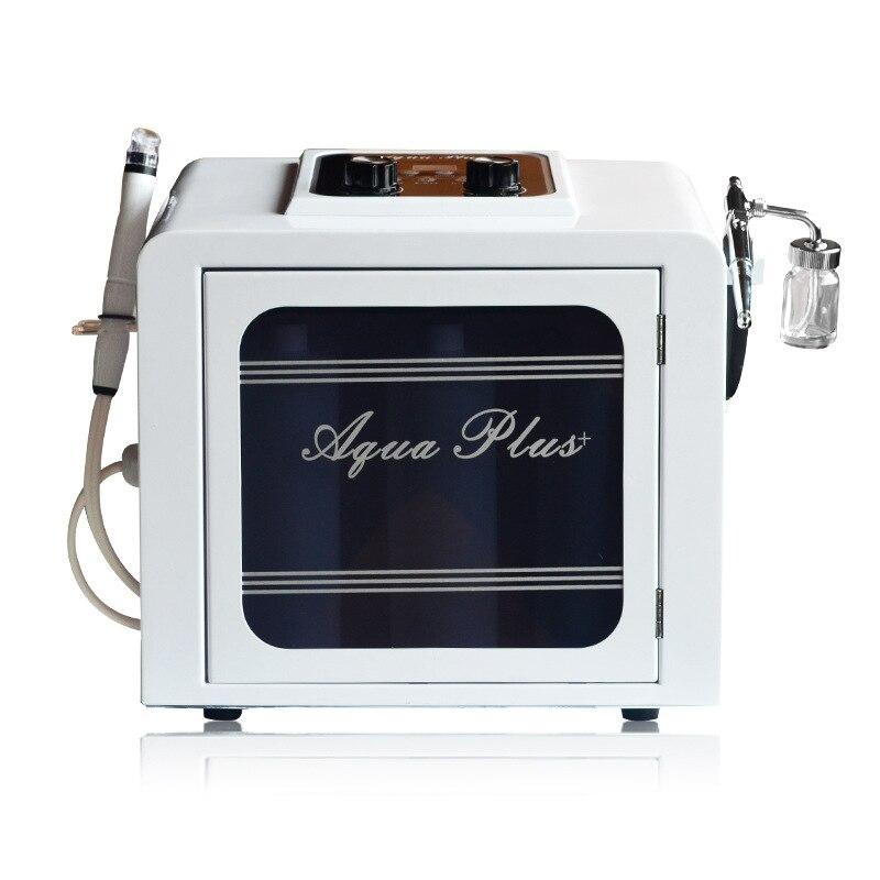 آلة التنظيف العميق للوجه, 2 في 1 ماء الأكسجين النفاث ، معدات صالون التجميل