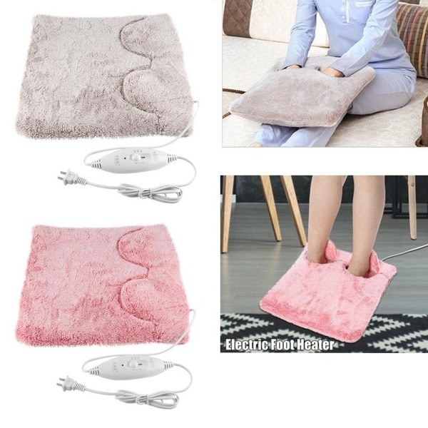 waterproof electric heating pad heater warmer mat blanket for pet 220V 20W Portable Electric Heating Hands Feet Warmer Heater Blanket Pad Winter Seats Warmer Cushion Mat Removable and Washable