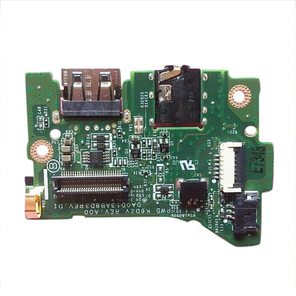 Para Dell XPS L221X 13 L322X L321X de Audio USB/O datos de JHG09 0JHG09