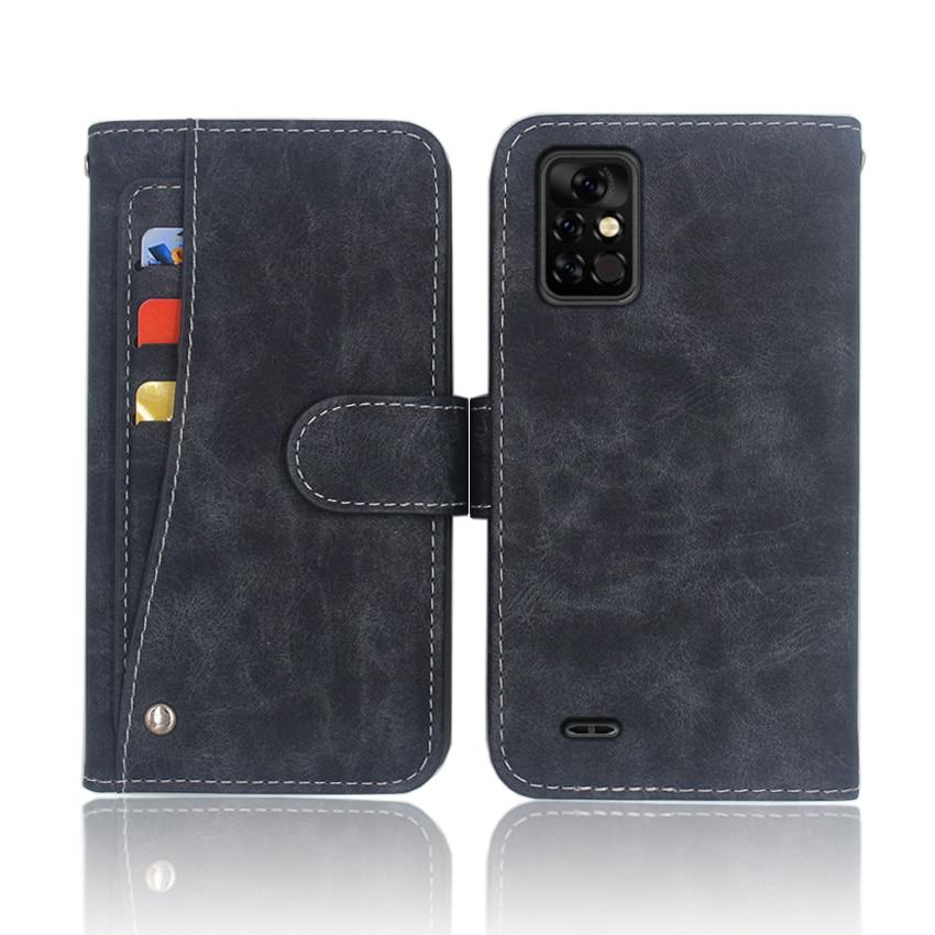 Hot! UMIDIGI Bison Pro Case Luxury Wallet Flip Leather Phone Bag Cover Case For UMIDIGI Bison Pro Wi