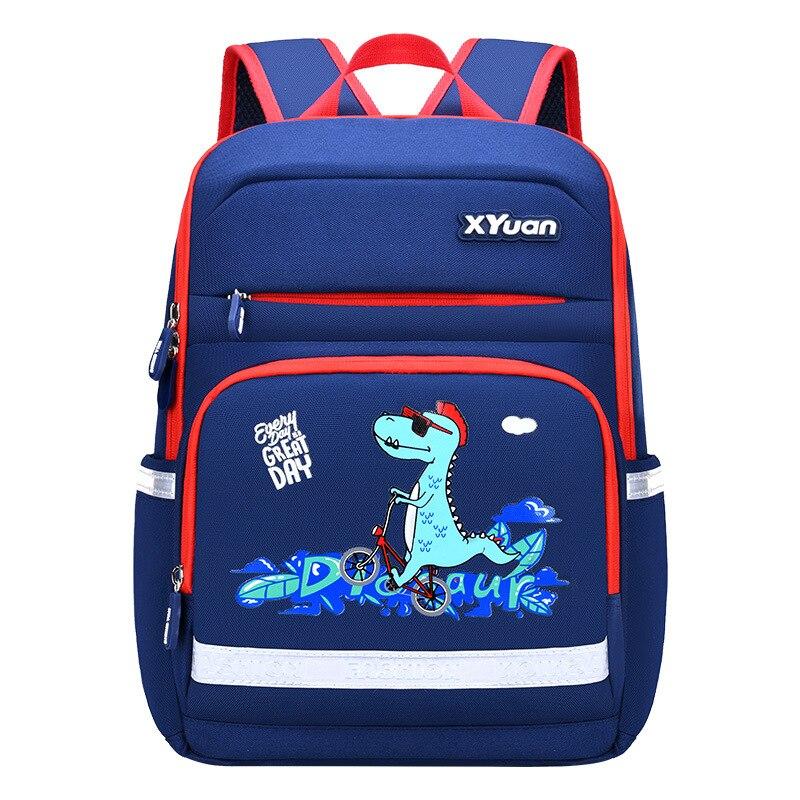 Mochilas escolares a prueba de agua para niños y niñas, mochilas escolares...
