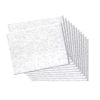 12 pcs acoustic panels soundproof cushions beveled sound absorbing panels acoustic treatment and wall decoration