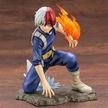 Anime model  figure ARTFX J My Hero Academia Todoroki action figure super hero Shoto Todoroki Figure Model Toys figurine