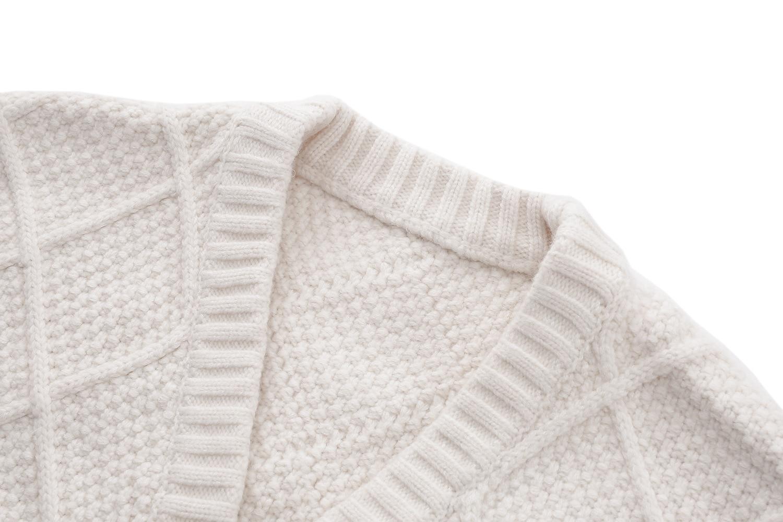Winter  2021 Sweater Women Sweater Apricot  V Neck Long Sleeve Fashion Cardigan  S ML enlarge