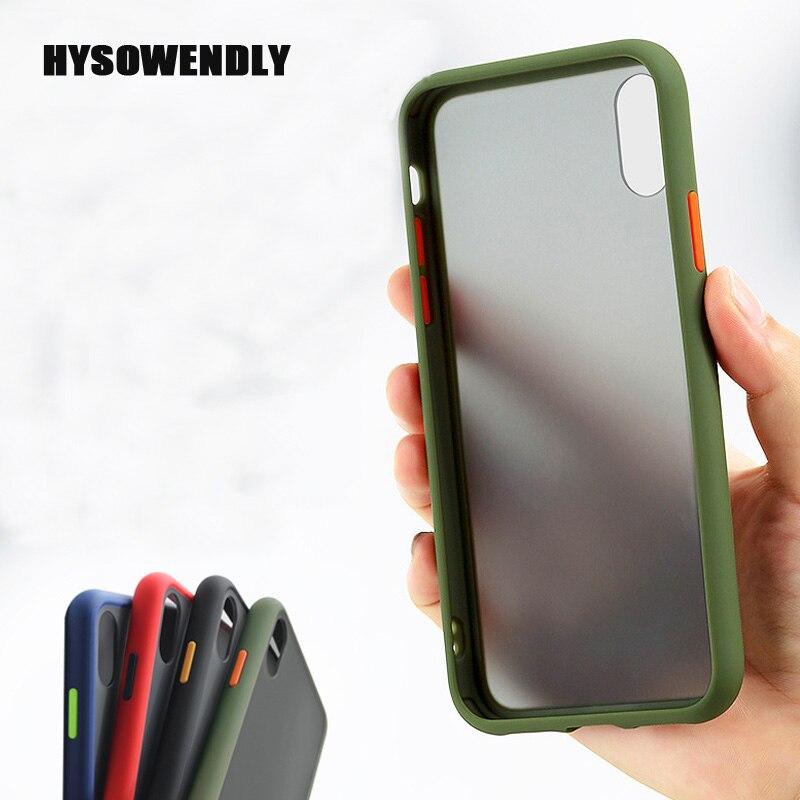 Caso do telefone da pele à prova de choque para oppo a5 a3s a7 a7x a9 2020 suave silicone tpu capa para oppo k3 realmex reno 2 z 2z 10x ace