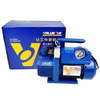 v i120sv experimental filtration integrated single phase single stage new refrigerant vacuum pump