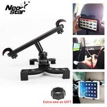 Premium voiture siège arrière tablette support appui-tête support de montage support de téléphone soporte tablette coche pour 8-11 'tablette/GPS pour Drop Ship