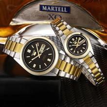 Luxury Brand Watch Top Quality Quartz Waterproof Watches Men And Women Business Casual Steel Reloj C
