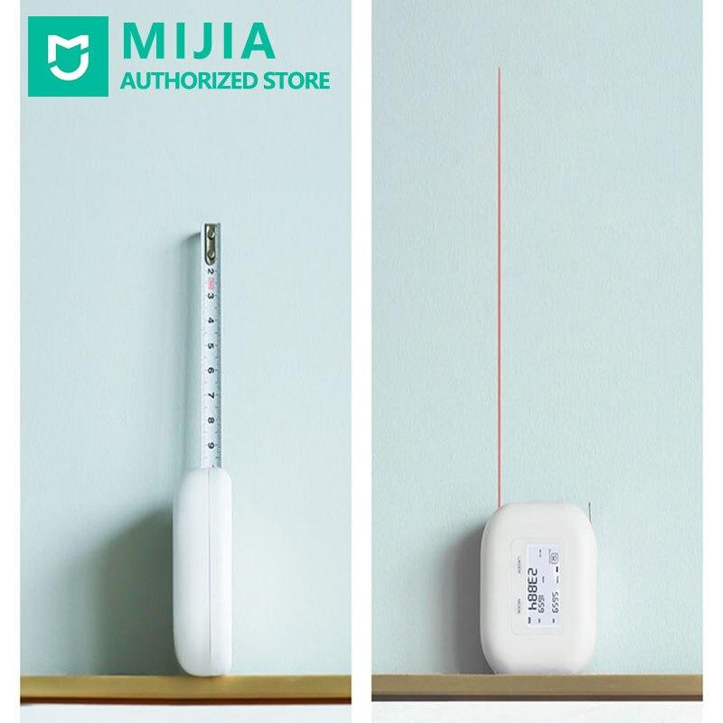 Xiaomi mi 25m AKKU Laser Distance Meter Tape Measure Rangefinder Hand Tools Garden Tools Home Electronic Professional