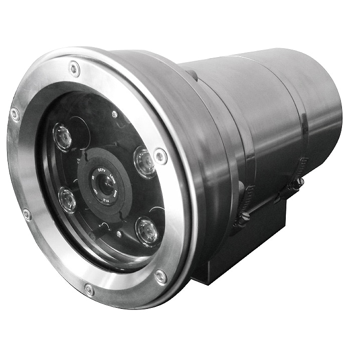 منع التآكل IP68 في الهواء الطلق IP كاميرات الدوائر التلفزيونية المغلقة مع وظيفة خاصة