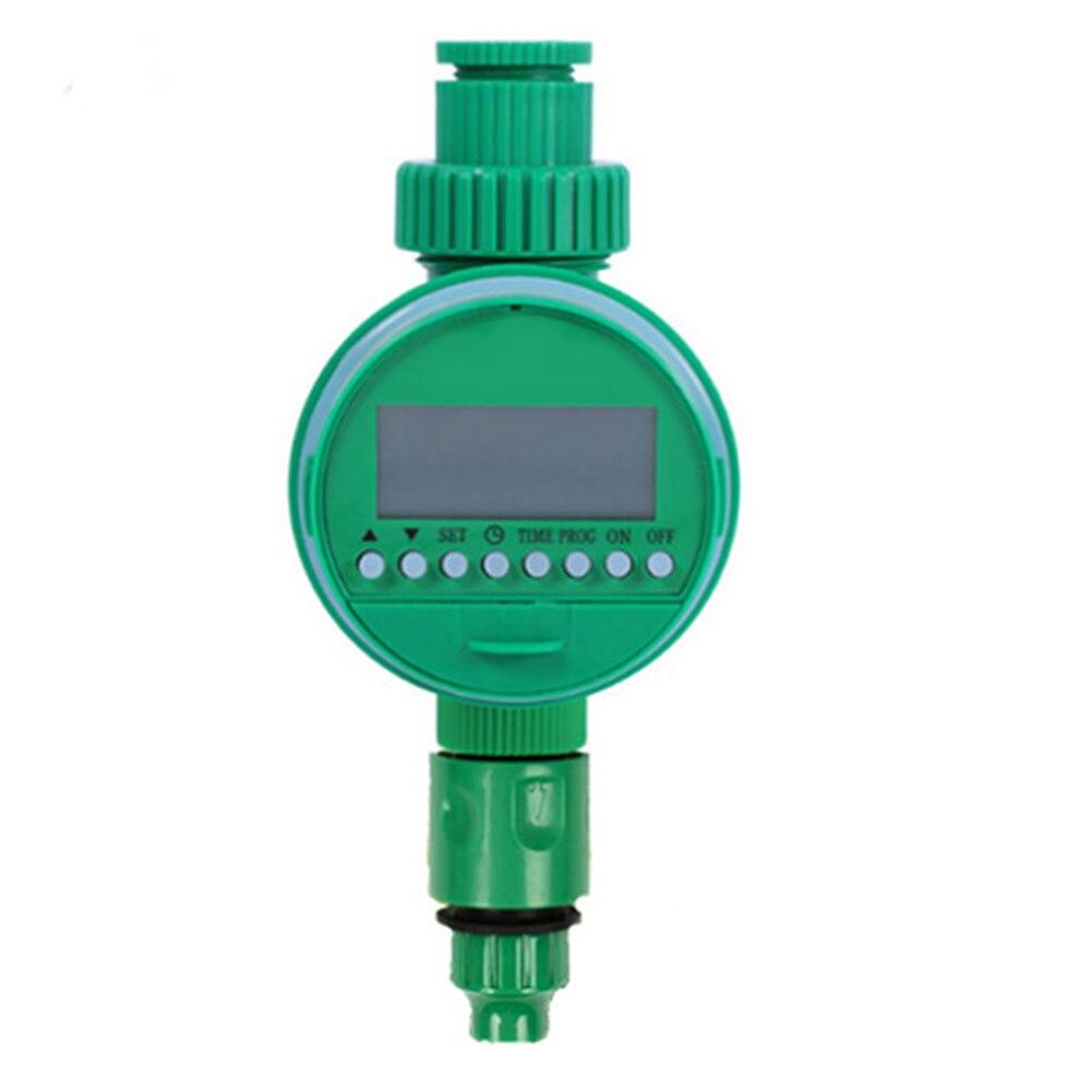 Controlador de Rega Multifuncionais ao ar Gramado Sprinkler Digital Ferramentas Livre Indoor Gotejamento Irrigação Display Lcd Temporizador Água Solenóide