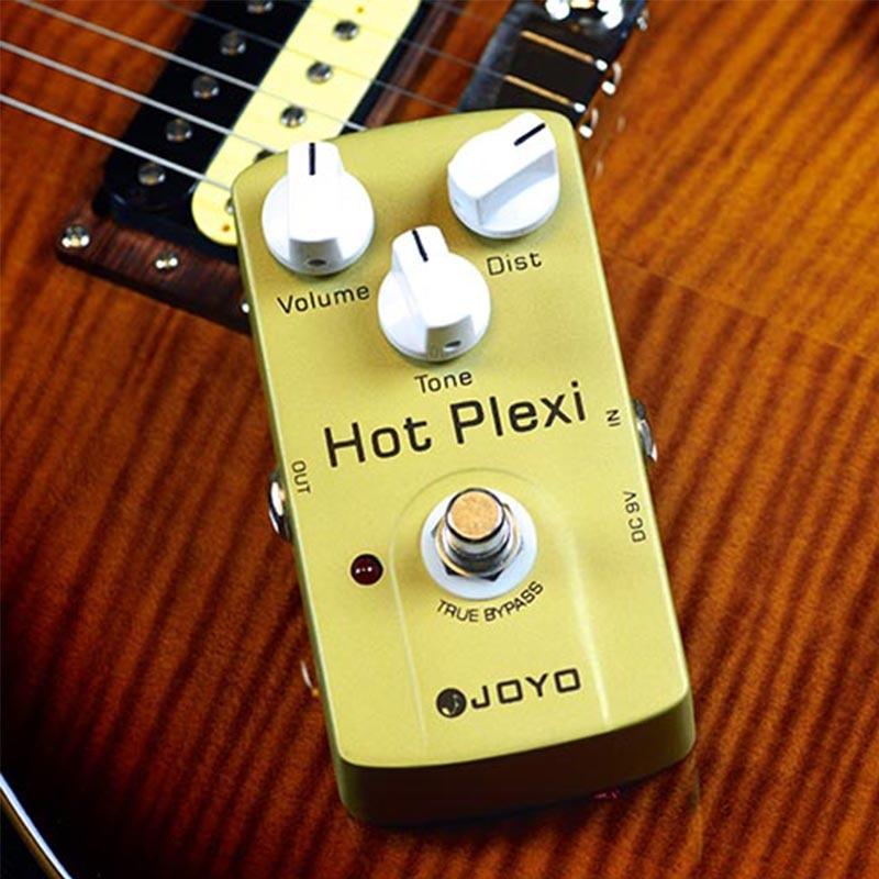 Joyo Jf-32 Electric Music Kit Distortion Pedal Overdrive Pedalboard Effect Hot Plexi Electric Guitar Effect Pedal Guitar Parts enlarge