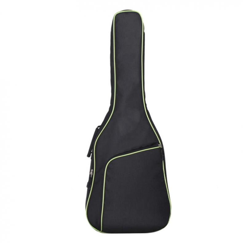 38 / 39 40/41Inch Oxford Fabric Guitar Case Colorful Edge Gig Bag Double Straps Padded 10mm Cotton Soft Waterproof Backpack Hot enlarge