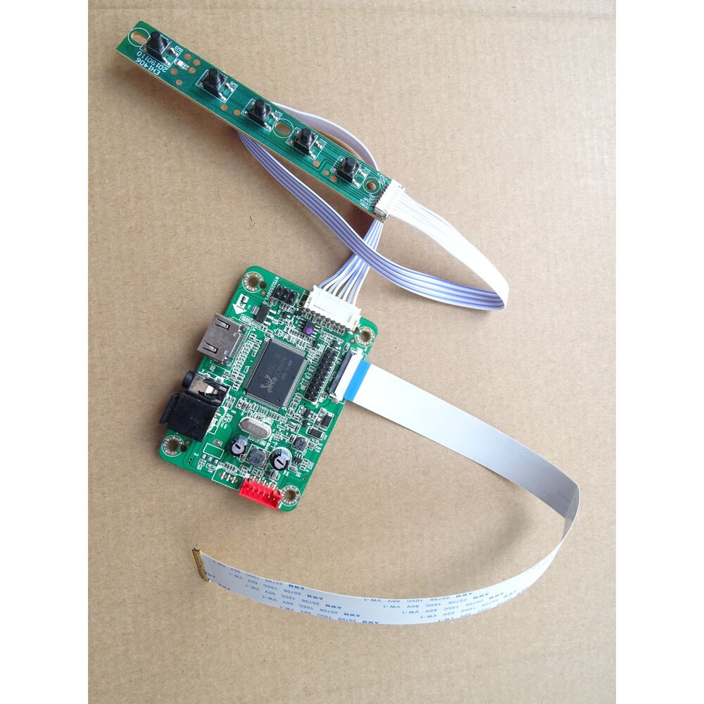 ل N156BGE-E42/E41 N156BGE-EA1/EA2 تحكم مجلس EDP mini 1366X768 LCD HDMI-متوافق LED 15.6