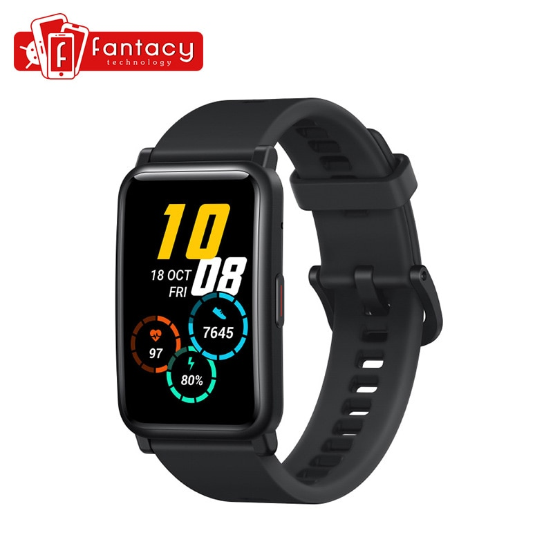 New Global Version Honor Watch ES Smart Watch 1.64'' AMOLED Touch Display Heart Rate Monitoring Motion Assistant SmartWatch